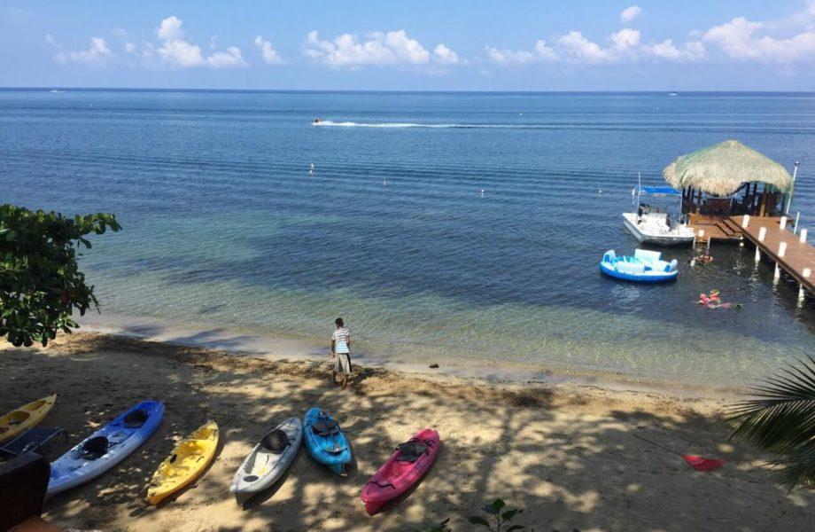 Turtle Beach Resort Roatan