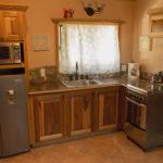 Crabby Cabin Kitchen
